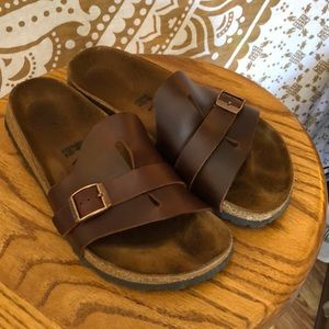 Papillio by Birkenstock Sandles Brown W 39